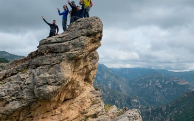 Trekking 2 días en la Tinença de Benifassà