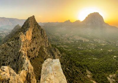 Caves de Agres + escalada en Montesa